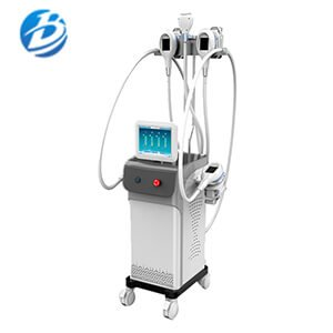 4 Handles Cryolipolysis Slimming Machine