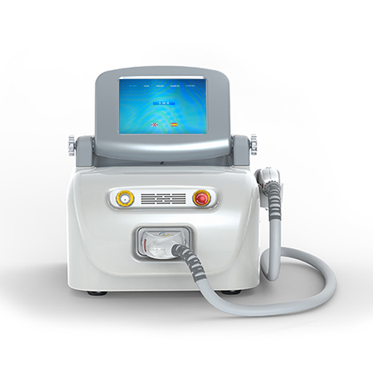 IPL SHR Hair Removal Machine