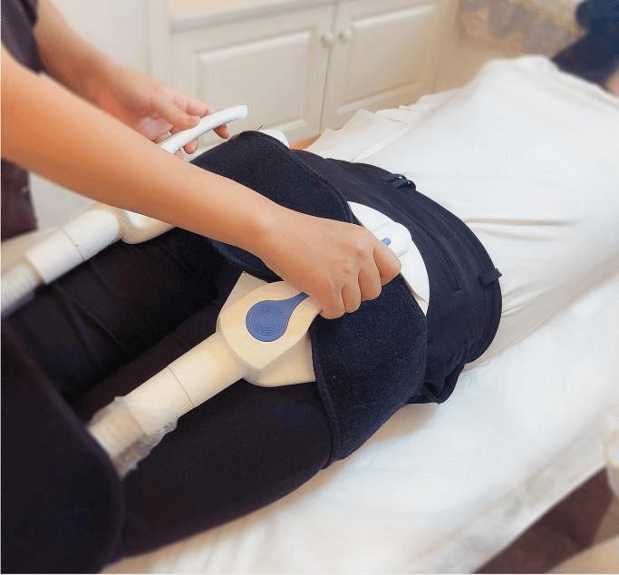Slim Beauty Hifem Electromagnetic Muscle Stimulation machine