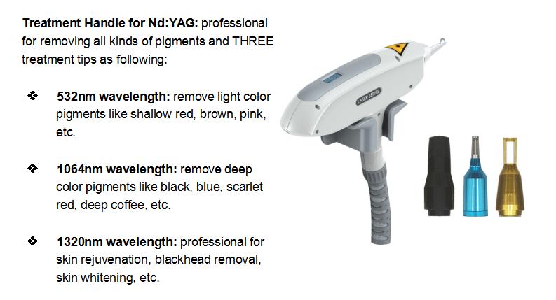 nd yag laser multifunctional machine