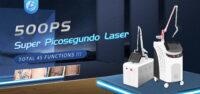 picosecond laser machine 1