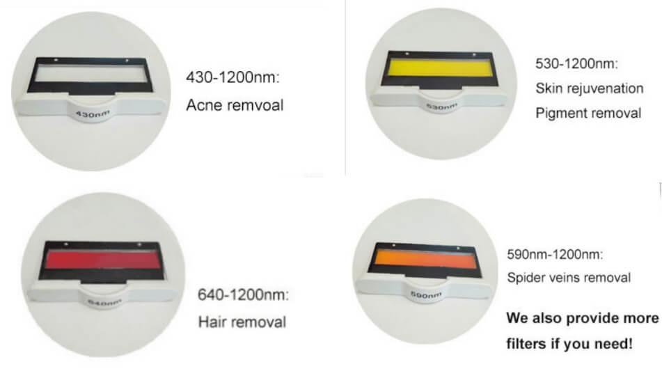 shr ipl yag hair removal